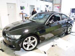 BMW Folierung Wien