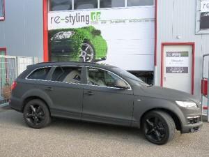 Audi Q7 Folierung