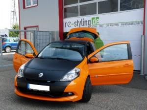 Car Wrapping Österreich